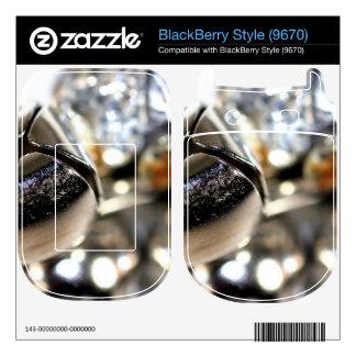 Bells BlackBerry Style Skin