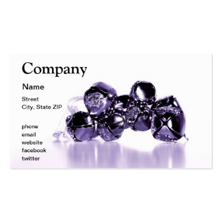 Bells Double-Sided Standard Business Cards (Pack Of 100)