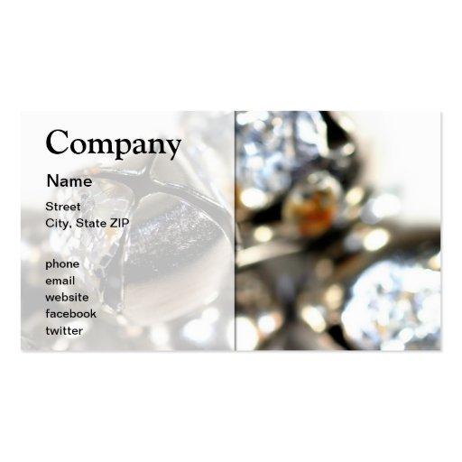 Bells Business Card Template