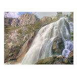 Bells Canyon Waterfall, Lone Peak Wilderness, Postcard