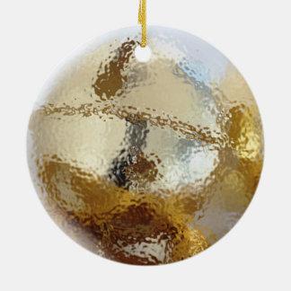 Bells Ceramic Ornament