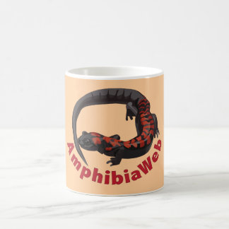 Bell's False Brook Salamander Mug