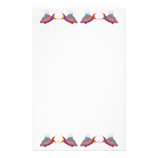 Bell's Flasher Wrasse Reef Fish Stationery