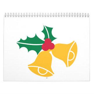 Bells holly calendar