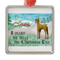 Bells Metal Ornament