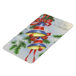 Bells of Christmas Magnet