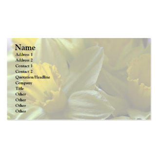 Bells On The Leaf Blades Double-Sided Standard Business Cards (Pack Of 100)
