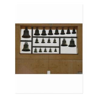 Bells Post Card