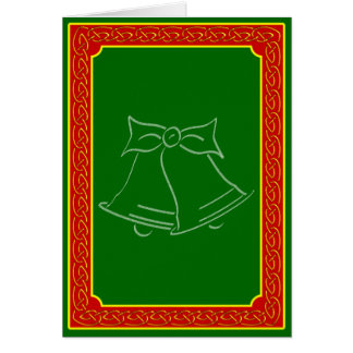 Bells - Seasonal Greeting Card