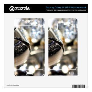 Bells Samsung Galaxy S II Decal