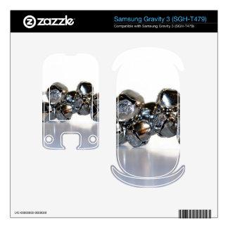 Bells Samsung Gravity 3 Skins