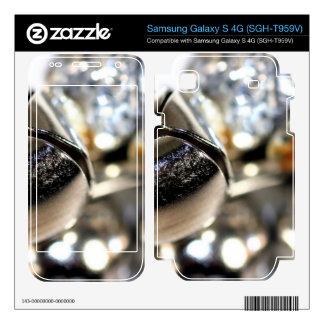 Bells Samsung Galaxy S 4G Skin