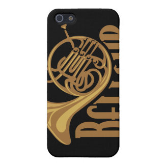 Bells Up French Horn iPhone SE/5/5s Case