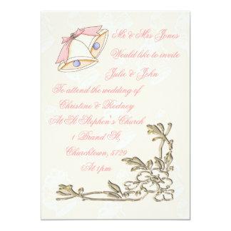 Bells Wedding Invitations
