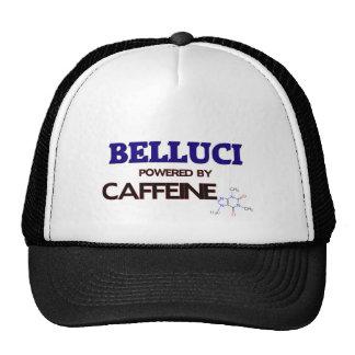 Belluci accionó por el cafeína gorros