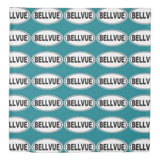 Bellvue Colorado Duvet Cover