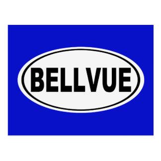 Bellvue Colorado Postcard