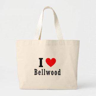 Bellwood, diseño de la ciudad de Alabama Bolsa Tela Grande
