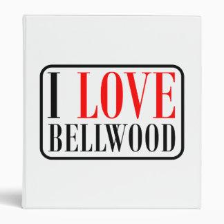 """Bellwood, diseño de la ciudad de Alabama Carpeta 1"""""""