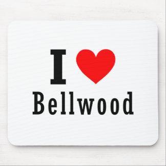 Bellwood, diseño de la ciudad de Alabama Tapete De Ratón