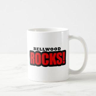 Bellwood, diseño de la ciudad de Alabama Taza Clásica