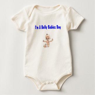 Belly Babiez Boy Baby Bodysuit