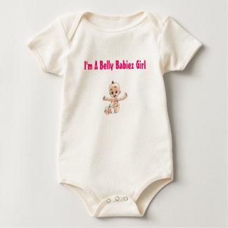 Belly Babiez Girl Baby Bodysuit
