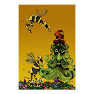 Belly Bees and the Hobo Tree Poster