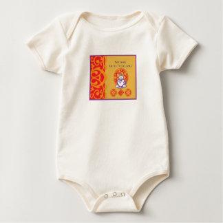 Belly Bump Baby Bodysuit