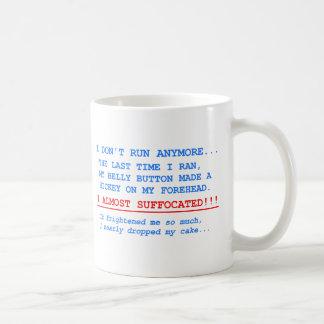 Belly Button Hickey Coffee Mug