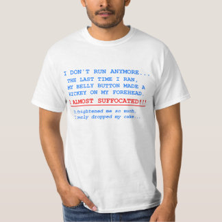 Belly Button Hickey T-shirt