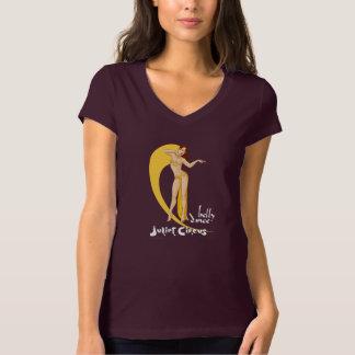 Belly Dance 2 Juliet Circus T-Shirt