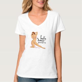 Belly Dance 8 Juliet Circus T-Shirt