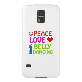 Belly Dance designs Case For Galaxy S5