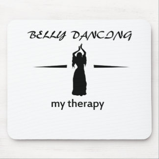 Belly Dance designs Mouse Pad