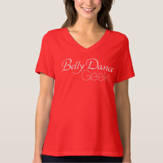 Belly Dance Geek - Choose your own style  (light) T-Shirt