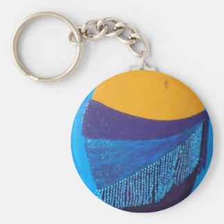Belly Dance Gifts Basic Round Button Keychain