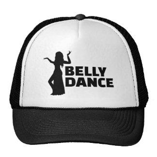 Belly dance trucker hat
