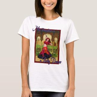 Belly dance t-shirt - daughter