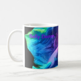 Belly Dance Veil Mug