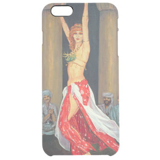 Belly Dancer 1993 Clear iPhone 6 Plus Case