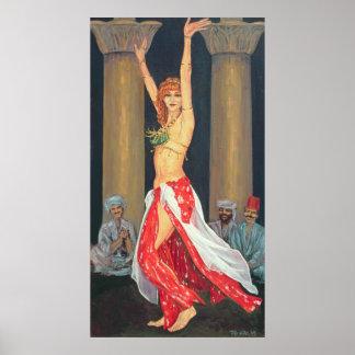 Belly Dancer 1993 Poster