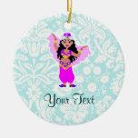 Belly Dancer; Cute Ornament