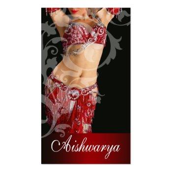 Belly Dancer III, Bollywood Hindi Fashion (red) profilecard