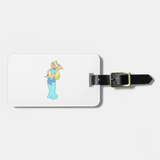 BELLY DANCER TAG FOR LUGGAGE