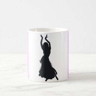 belly dancer mug - Customized