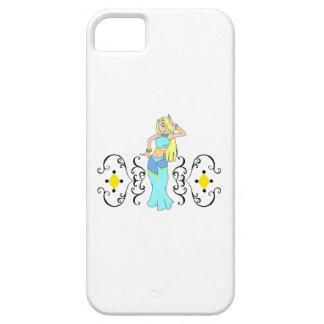 BELLY DANCER ORNATE iPhone 5 COVER