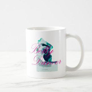 Belly Dancer - Sleek Veil - Cup Classic White Coffee Mug
