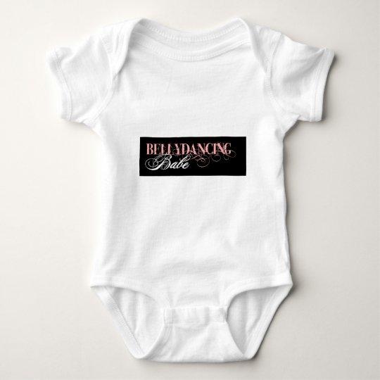 Belly Dancing Babe Baby Bodysuit