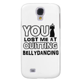 Belly Dancing designs will make a great gift item Galaxy S4 Case
